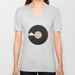 vinyl Unisex V-Neck