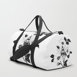Save the bees Duffle Bag