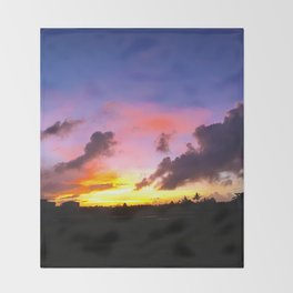 A Sight So Extraordinary Throw Blanket