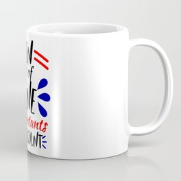 Accountants Can't Count Funny Accounting Design Coffee Mug