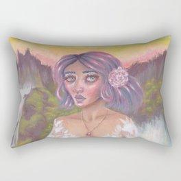 Cascade Reine Rectangular Pillow