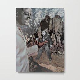 Gotcha Metal Print