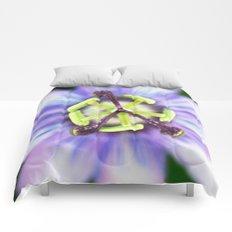 Peace Flower Comforters