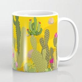 Cactus Variety 4 Coffee Mug