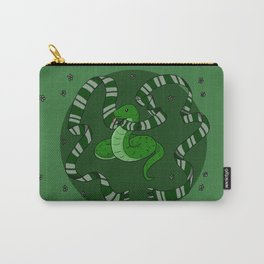 Ambitious Snake Carry-All Pouch