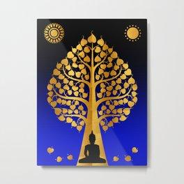 Bodhi Tree0403 Metal Print