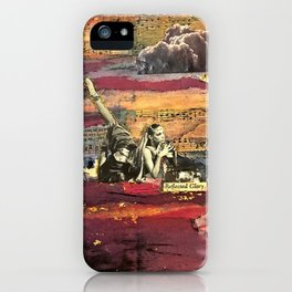 Reflected Glory iPhone Case