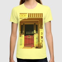 Stage Door - 1889 - No Soliciting T-shirt