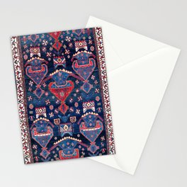 Luri Fars Southwest Persian Rug Print Stationery Cards