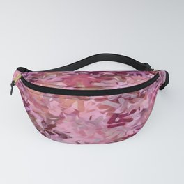 Confetti Pink Cranberry Fanny Pack