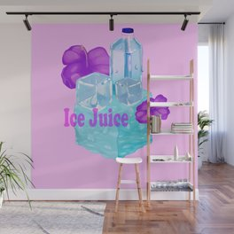 ice juice Wall Mural