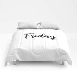 Friday fresh collection Comforters