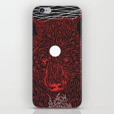 Corredor polones iPhone & iPod Skin