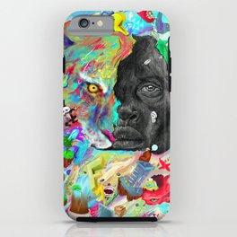 Hemisferios iPhone Case
