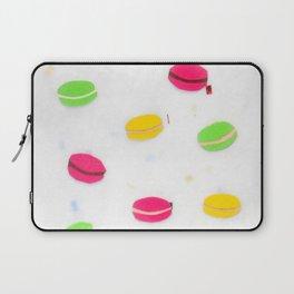Macaron Papercut Laptop Sleeve