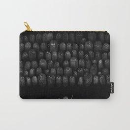 Fingerprint I Carry-All Pouch
