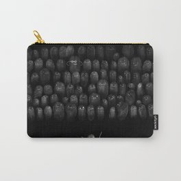 Fingerprint I Carry-All Pouch