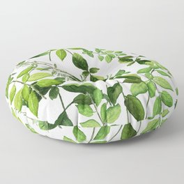 I Never Promised You an Herb Garden Floor Pillow
