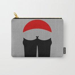 Buttocks butt ass anus traffic sign symbol  Carry-All Pouch