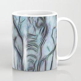 Blue elephants Coffee Mug