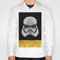 storm trooper Hoodies featuring Storm trooper by berd.