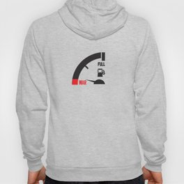 just a mile away from war Hoody