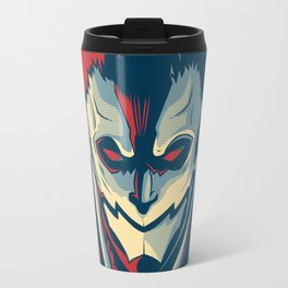 Armored Titan - Warrior Travel Mug