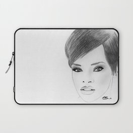 Rihanna Laptop Sleeve