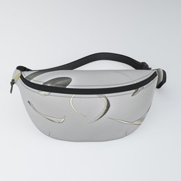 Broken/Glass Fanny Pack