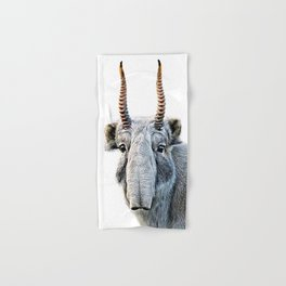 Saiga Antelope Hand & Bath Towel