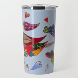 The Heart Collector Travel Mug