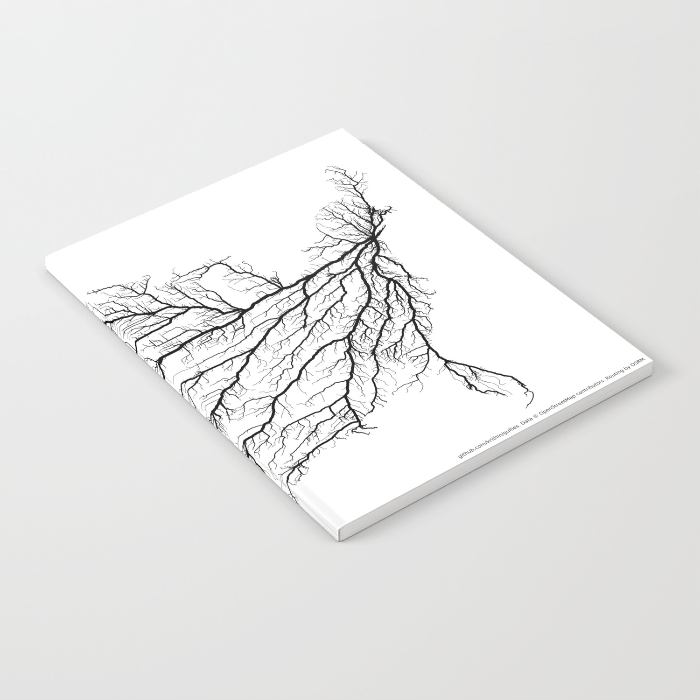 Highways of America Notebook