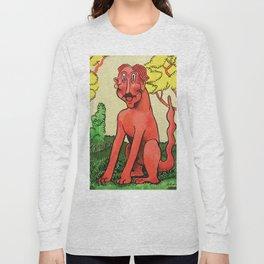 Devil Dog Long Sleeve T-shirt