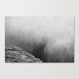 Down and up Canvas Print