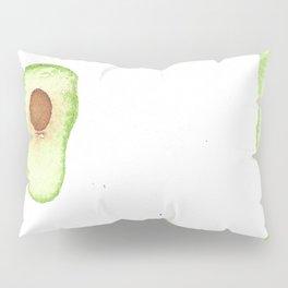 Avocado Rain Pillow Sham