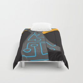 YES MAN Comforters