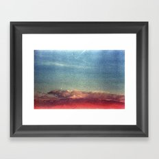 Basefree Framed Art Print