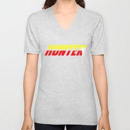 HUNTER - Retro Edition Unisex V-Neck