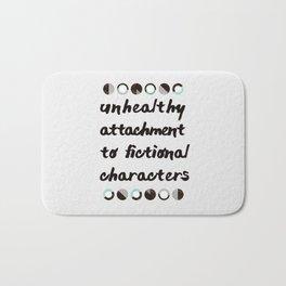Fictional Characters Bath Mat