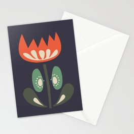 Scandinavian Wildflowers Stationery Cards