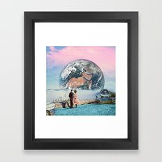 The Engineer's Wife Framed Art Print