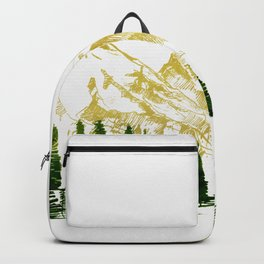 mountain # 8 Backpack