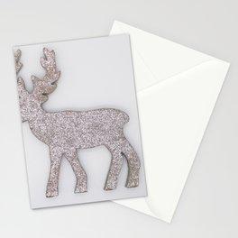 golden deer Stationery Cards
