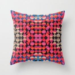 Irregular Abacus Throw Pillow