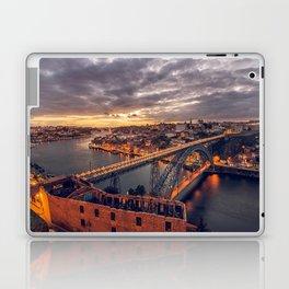 Stormy Porto Laptop & iPad Skin