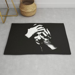 Wrong conclusions black Rug