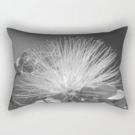 Calliandra Flower Rectangular Pillow
