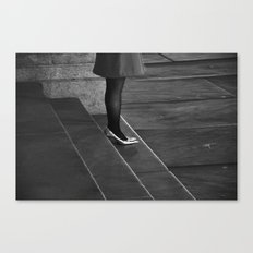 Waiting for Prince Charming (Five Minutes to Midnight) Canvas Print