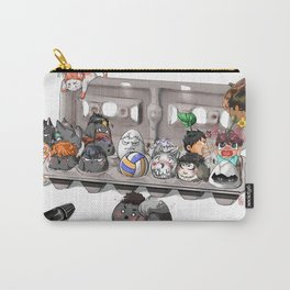 Egg mess Carry-All Pouch