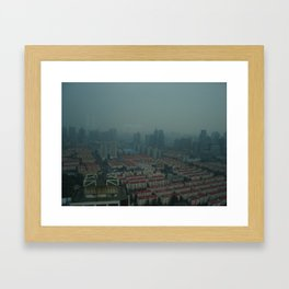 meticulous order Framed Art Print